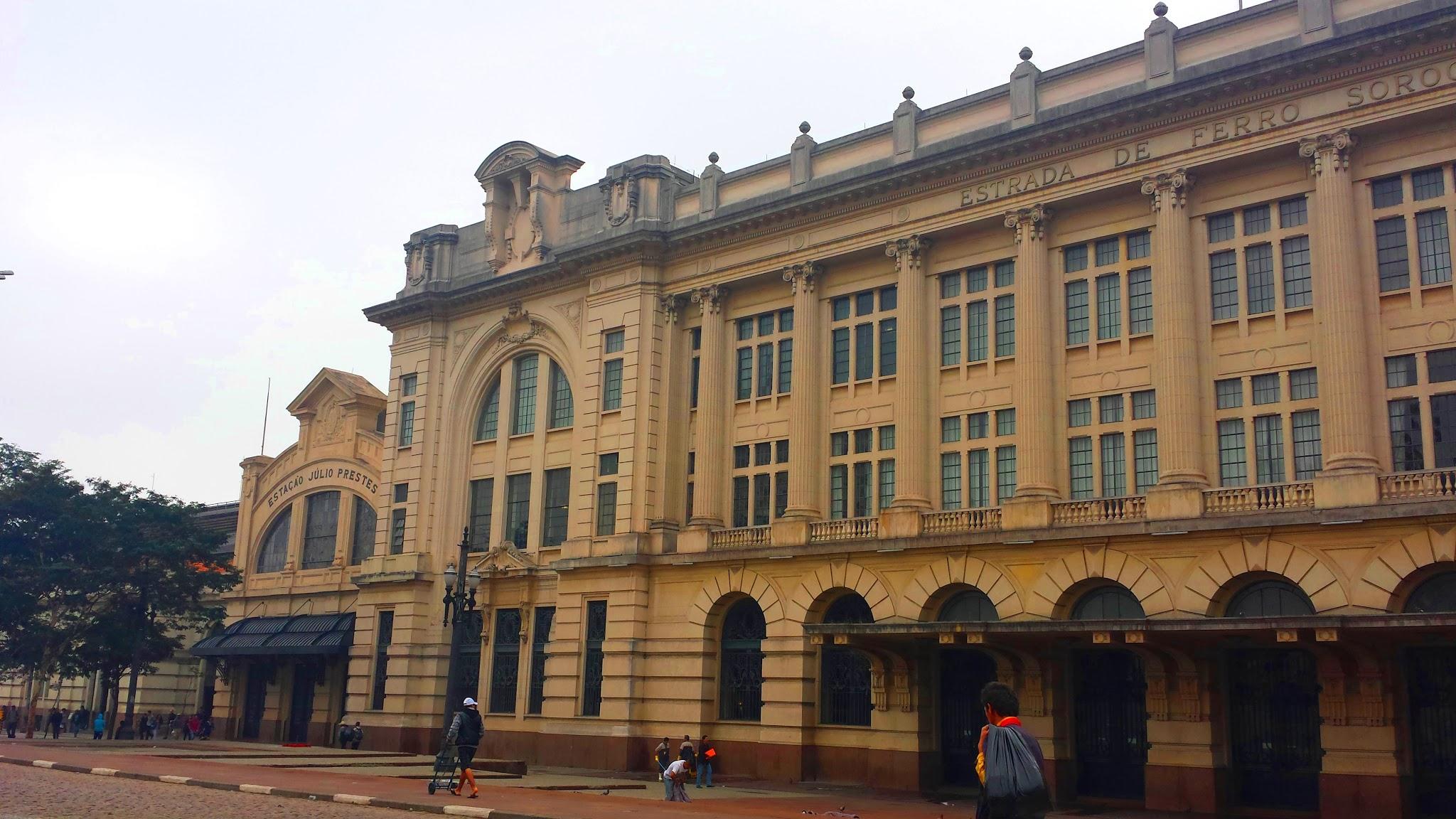 Estação Júlio Prestes, São Paulo