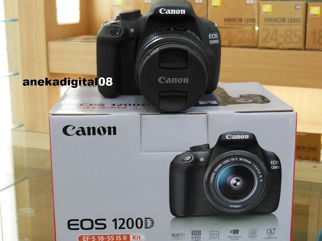 Harga Kamera Canon Eos 1200D dan Spesifikasi