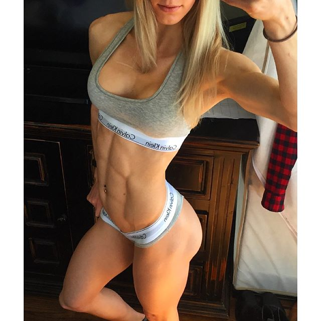 pictures of of the Fitness girl Rachel Scheer