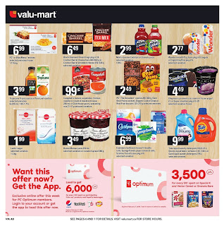 Valu-mart  Canada flyer February 1 - 7, 2018
