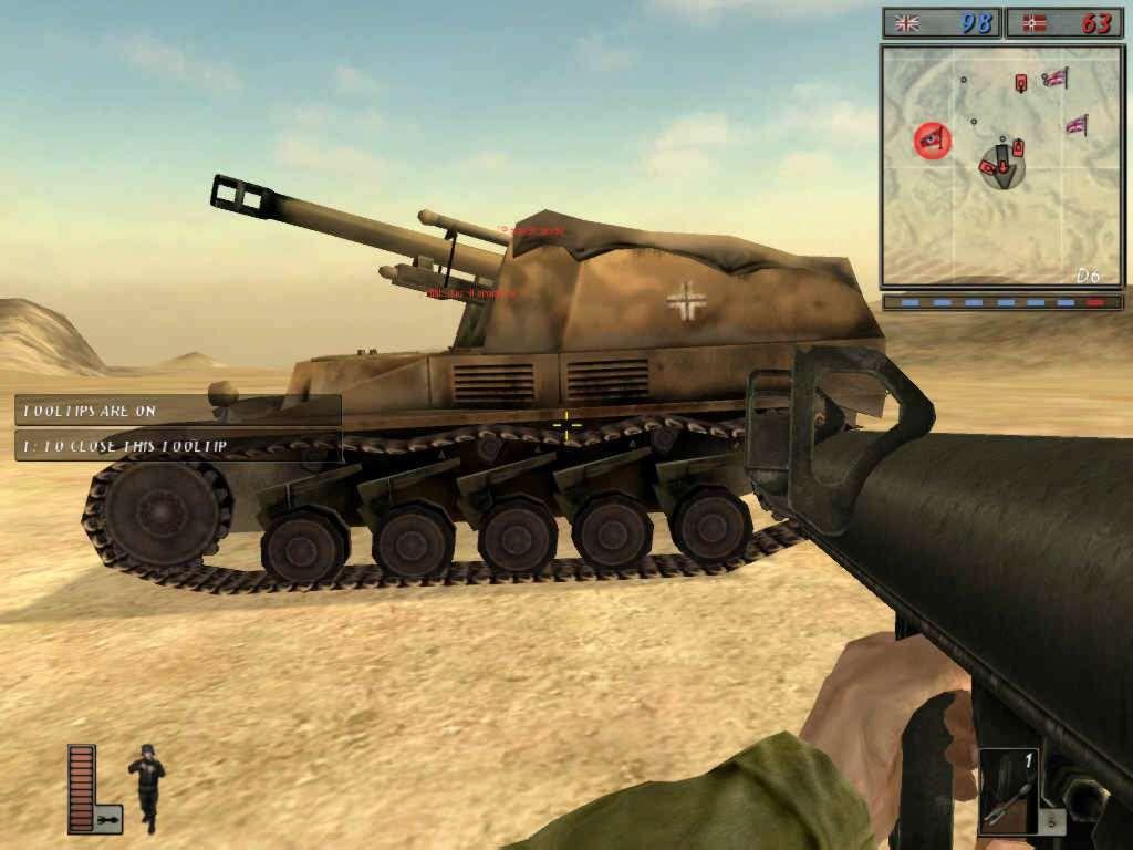 Battlefield 1942 - PC - Télécharger Des Jeux Gratuits Torrents