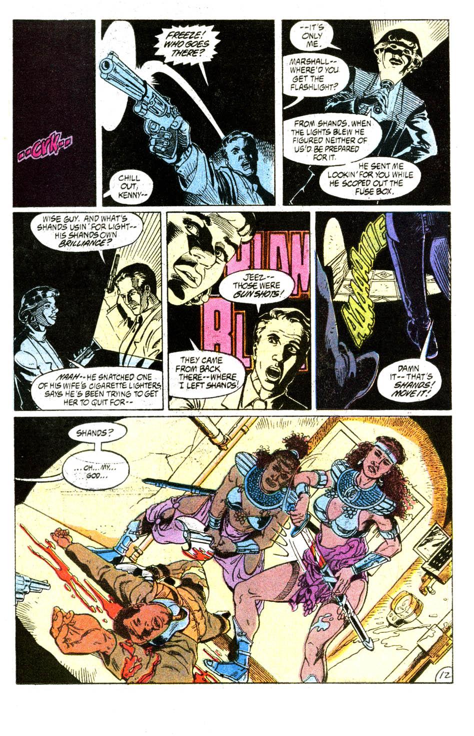 Read online Wonder Woman (1987) comic -  Issue #54 - 13