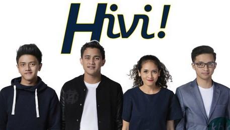 Hivi - Chord dan Lirik Lagu Siapkah Kau Tuk Jatuh Cinta Lagi