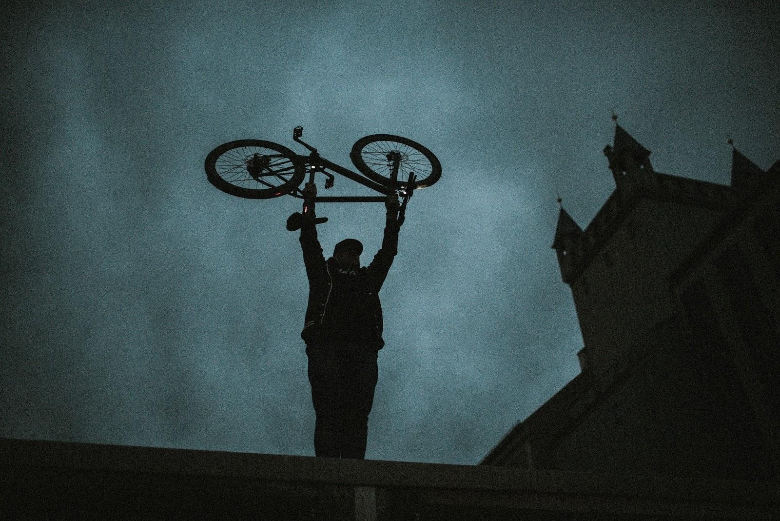 Wie viele Kilometer mit dem Fahrrad abzunehmen