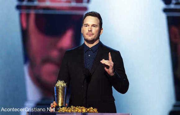 Discurso de Chris Pratt en premiación de los MTV: