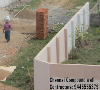 Compound wall contractors