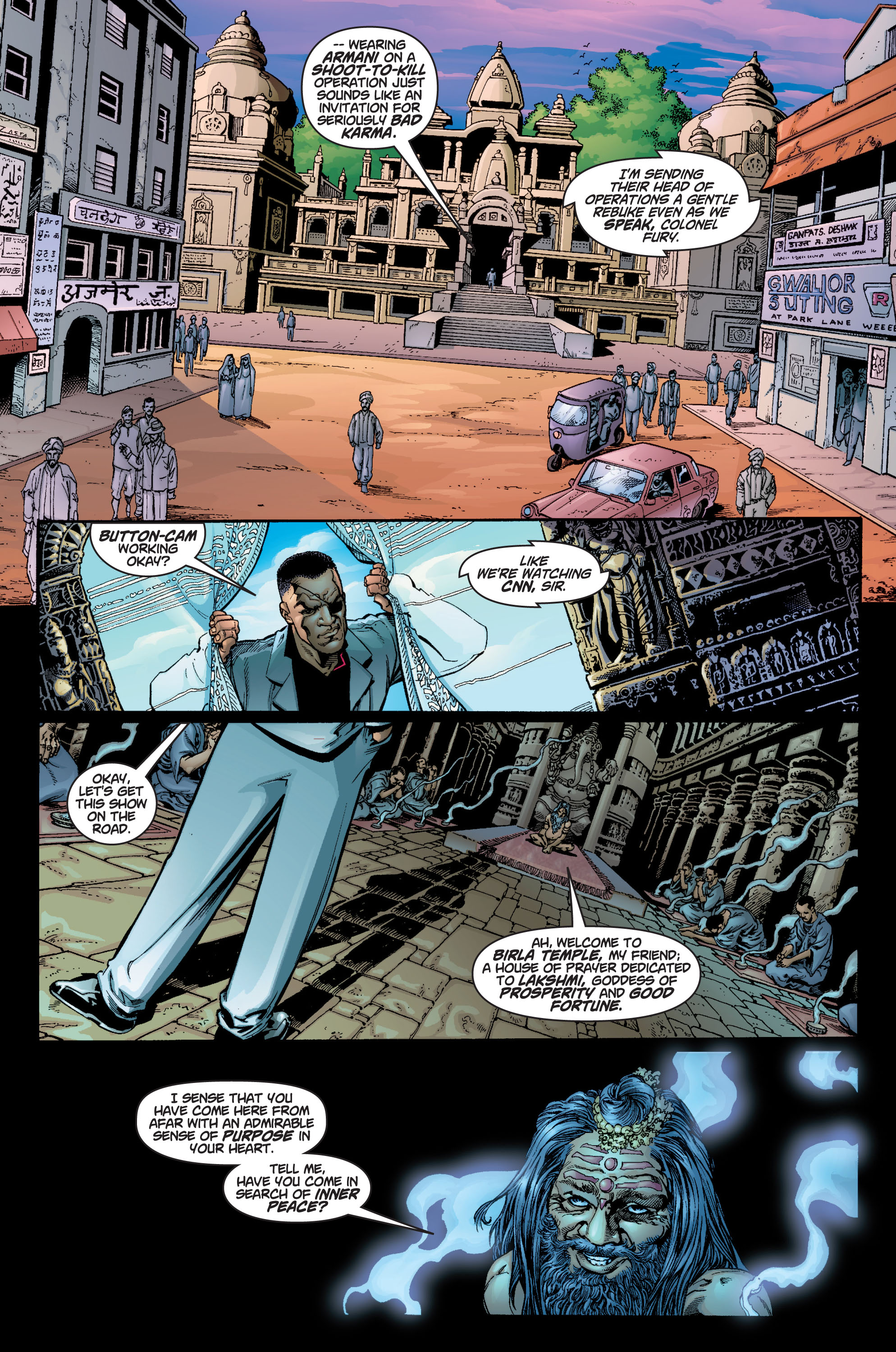 Read online Ultimate X-Men comic -  Issue #9 - 5