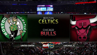 Boston Celtics vs Chicago Bulls