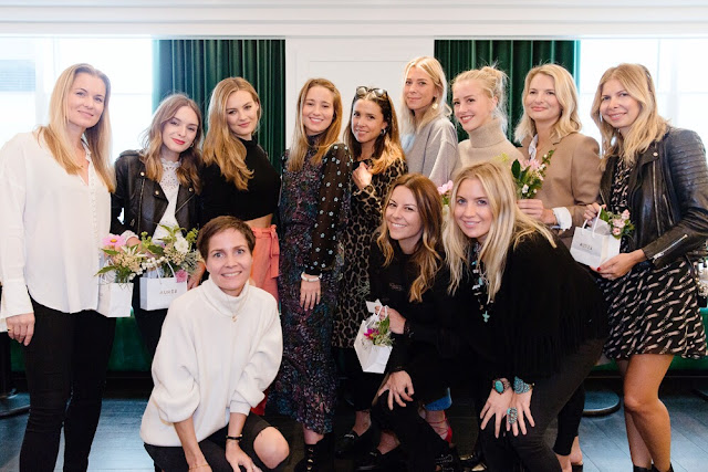 The London Chatter, blogger breakfast