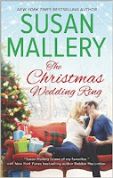 The Christmas Wedding Ring by Susan Mallery book cover and review