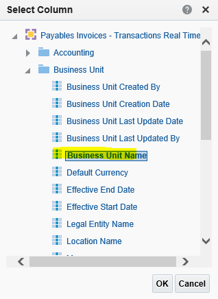 How to Create OTBI Reports in Oracle Fusion