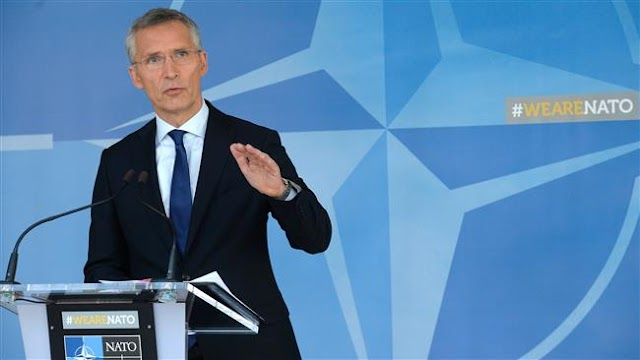 NATO Secretary General Jens Stoltenberg warns of 'devastating consequences' of any war with North Korea