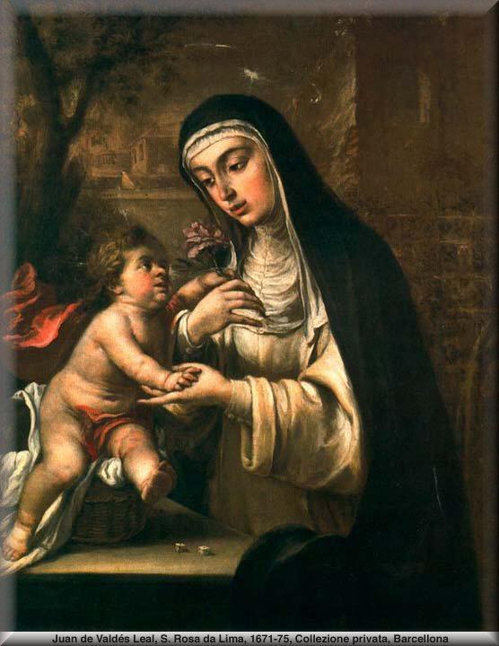A Catholic Mom in Hawaii: Santa Rosa de Lima