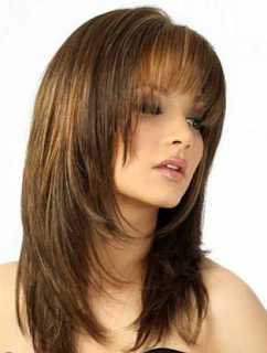 Long Hairstyles With Bangs 2