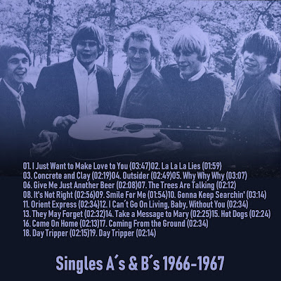 The Lee Kings - Singles A´s & B´s 1966-1967