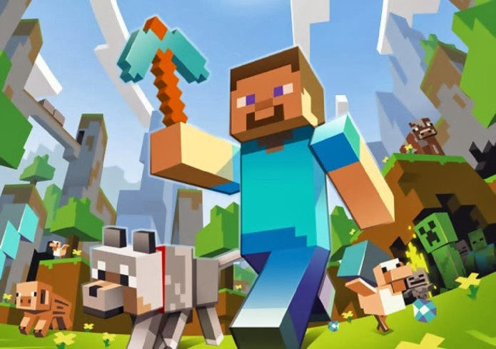 Minecraft: Learn how to Tame animals - Wolf, Horse and Ocelot