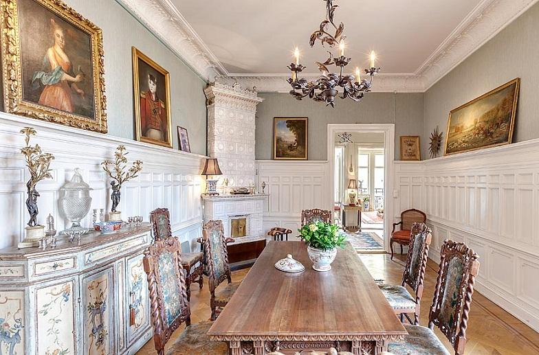 Gustavian Swedish Style