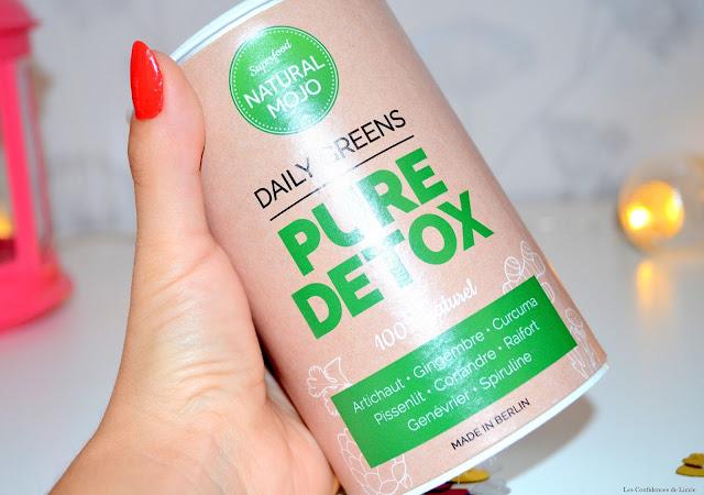 Berry Boost - Pure Detox - Detox - Bien-être