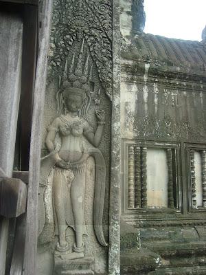 Roccia scultura religiosa