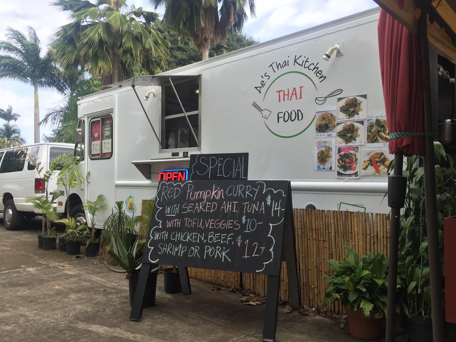Ae S Thai Kitchen Maui