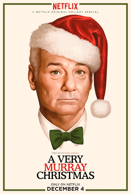 A Very Murray Christmas (2015) ταινιες online seires oipeirates greek subs