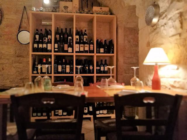 LA FAVA, winebar Giovinazzo (BA)