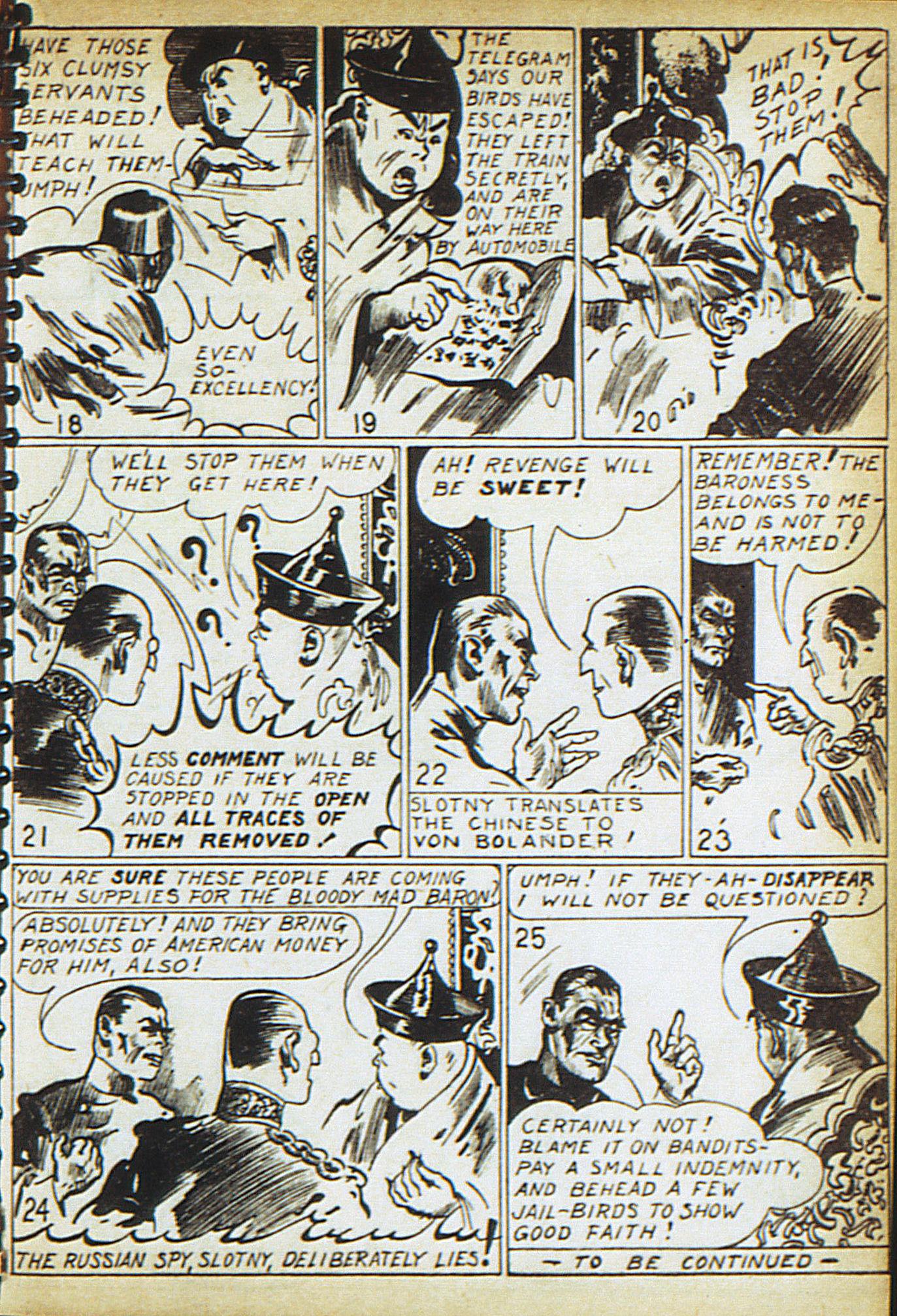 Read online Adventure Comics (1938) comic -  Issue #18 - 34