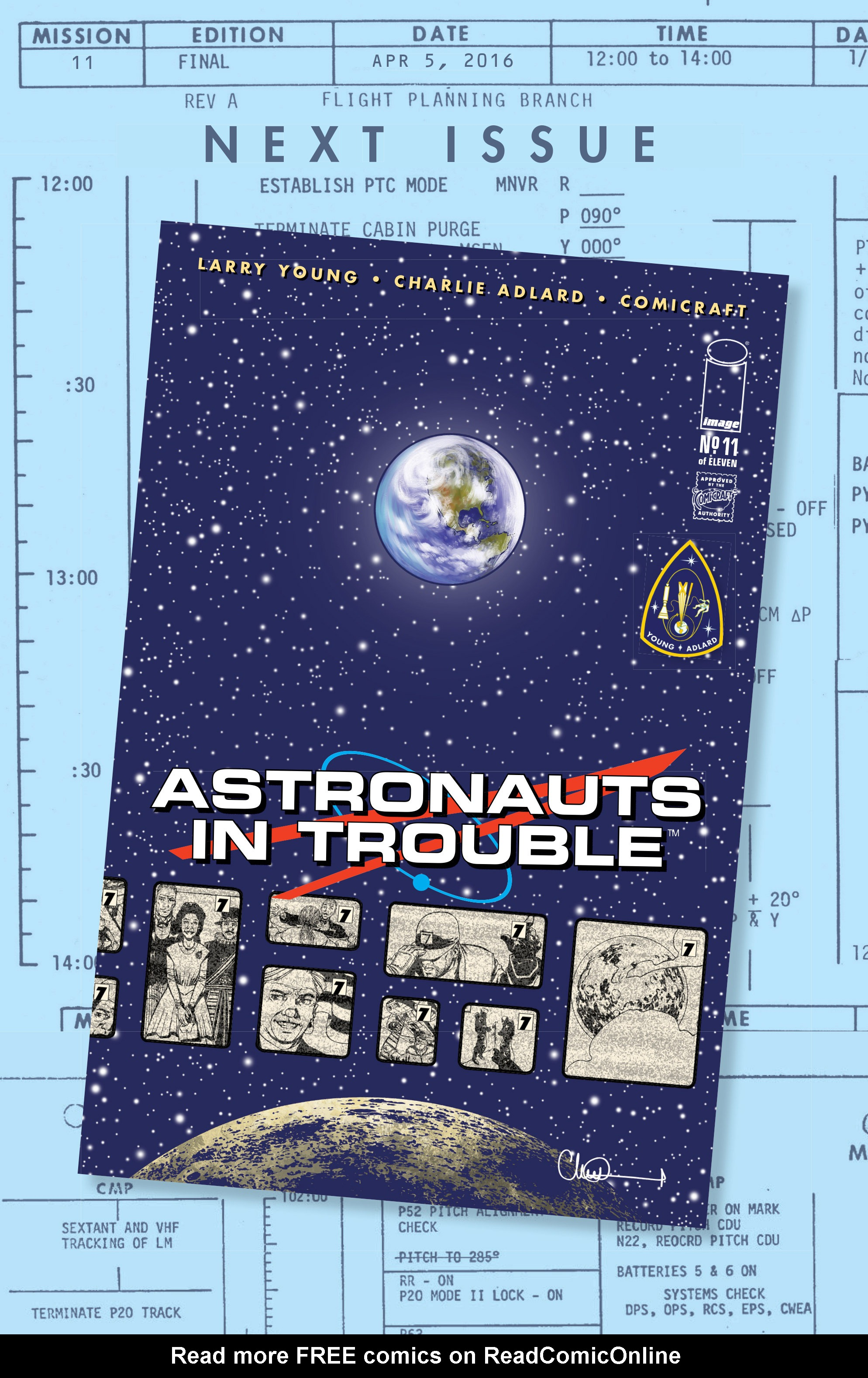 Read online Astronauts in Trouble (2015) comic -  Issue #10 - 23