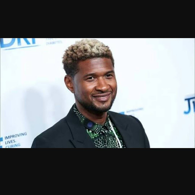 Usher sued by a man over Herpes claim .