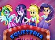Equestria Girls cuarto Tematico