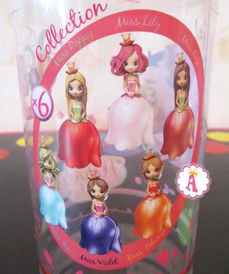 Все 6 кукол с ароматами из серии садовые феи из цветков
