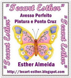 Selinho do Blog Tecart-Esther