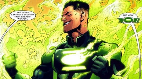 Daftar Anggota Green Lantern Corps – Bagian 2