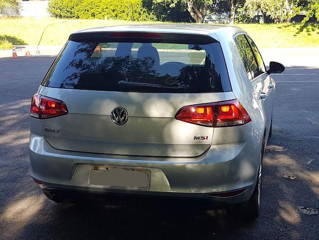 VW Golf 1.6 MSI Automático
