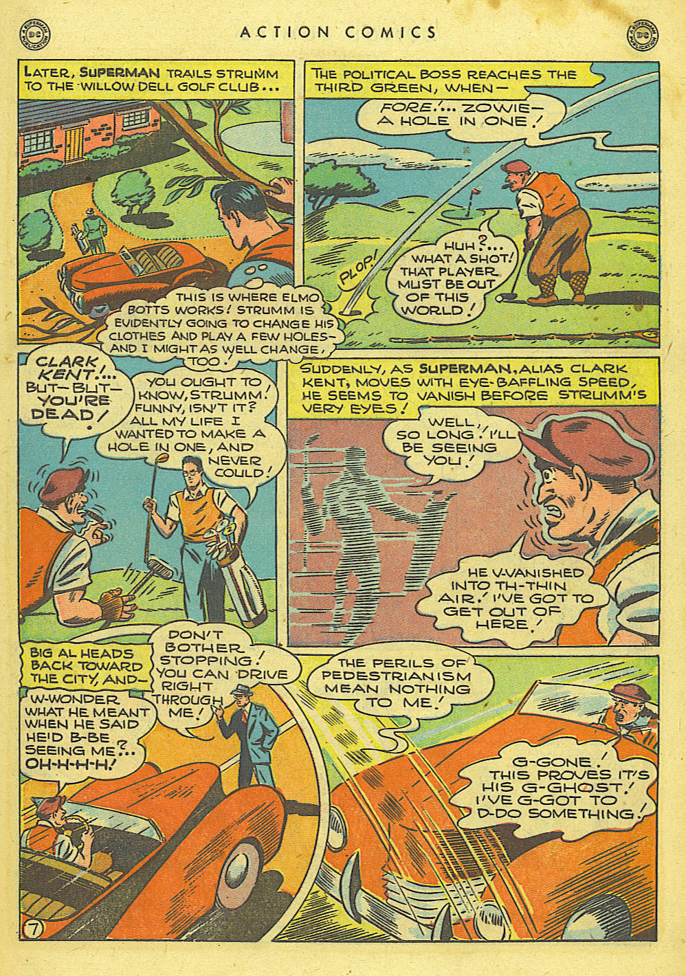 Read online Action Comics (1938) comic -  Issue #118 - 8