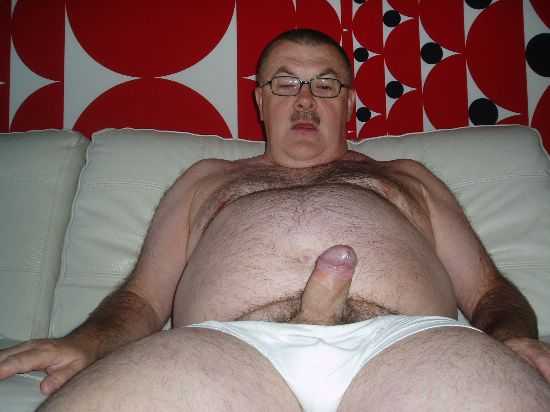 Mature chubby gay man — photo 8