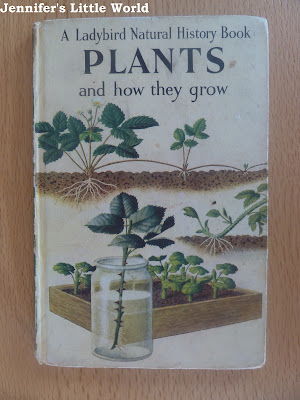 Ladybird Natural History Book - Plants and how they grow
