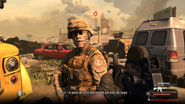 Battle Los Angeles Gameplay Screenshot 2