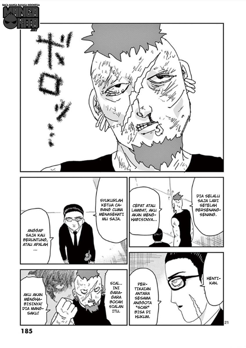 Mob Psycho 100 Chapter 34-22