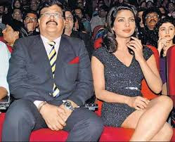 Priyanka Chopra Father