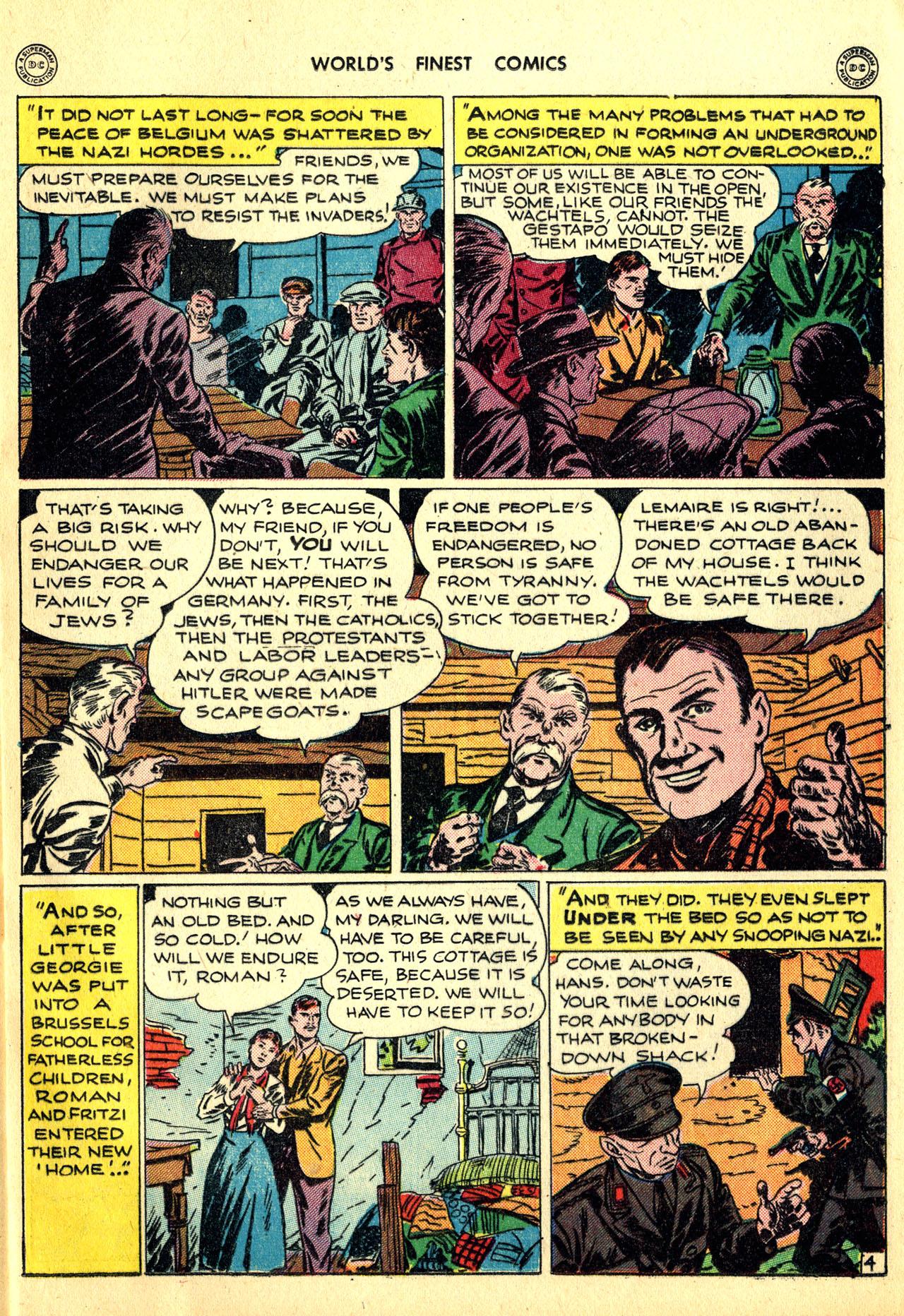 Read online World's Finest Comics comic -  Issue #18 - 63