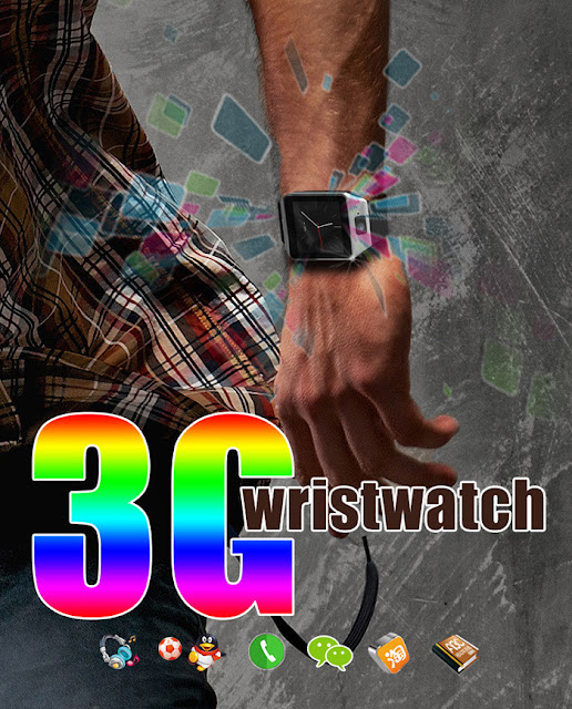Smart Whatch QW09_2