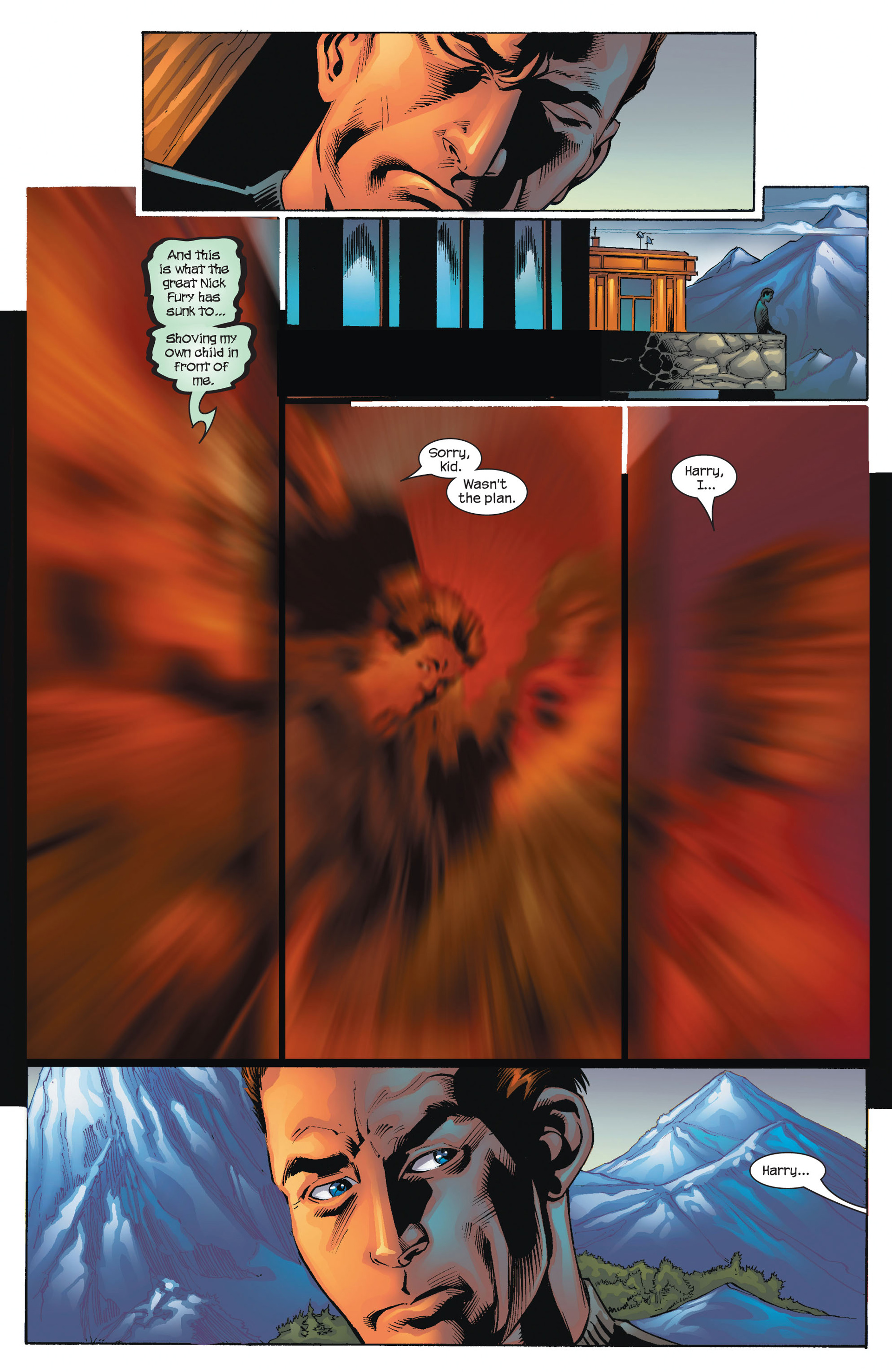 Read online Ultimate Spider-Man (2000) comic -  Issue #73 - 4