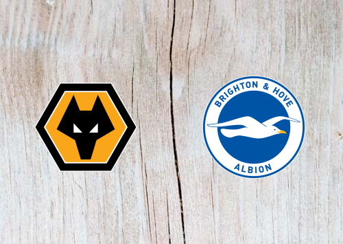 Wolves vs Brighton - Highlights 20 April 2019