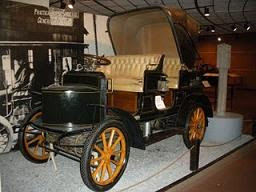Antique Auto Museum in Hershey Pennsylvania