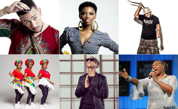 Estações de rádio Sul-Africanas vão começar a tocar 90% da música local