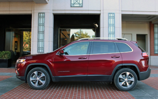 2019 Jeep Compass FWD Automatic Review