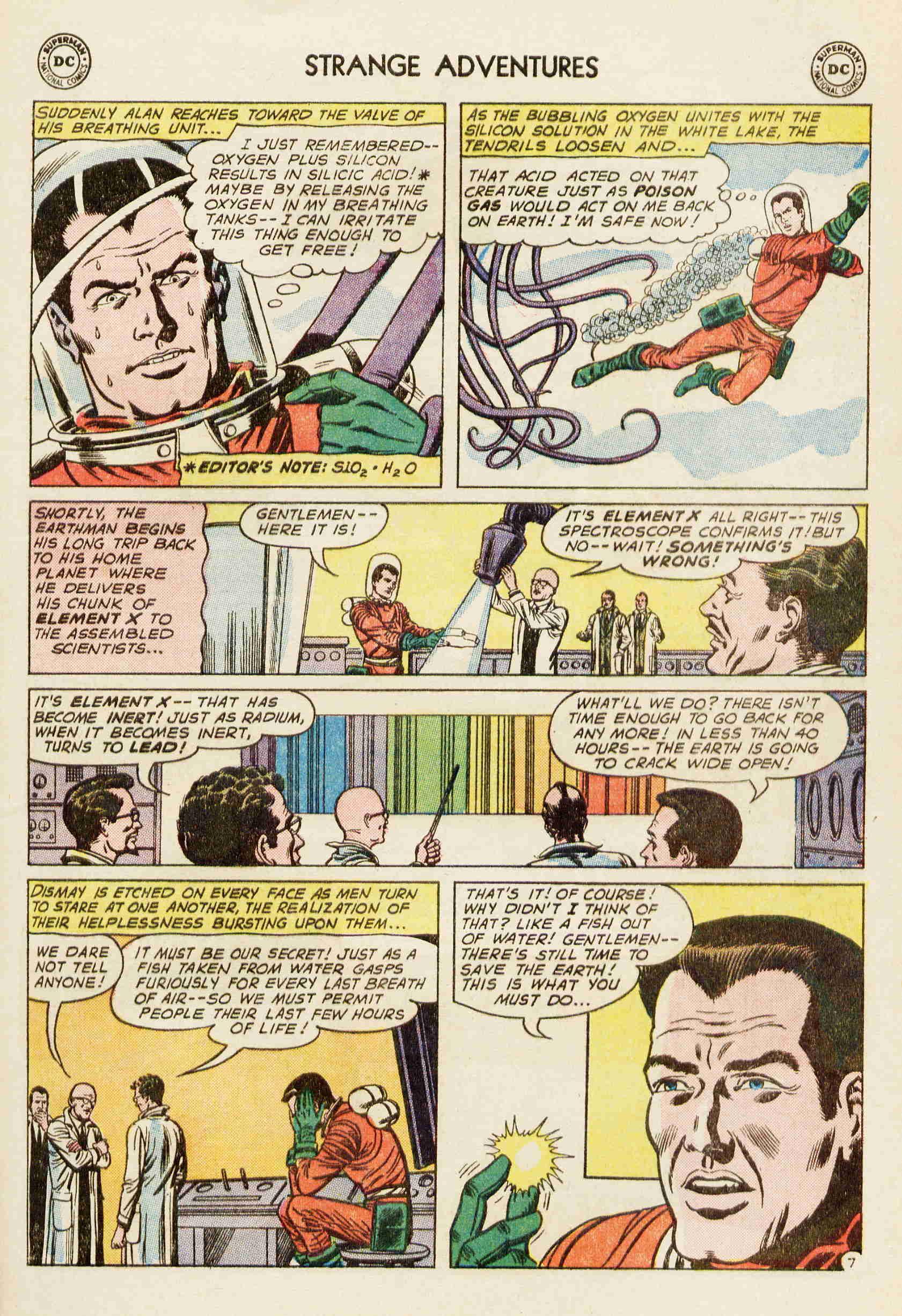 Strange Adventures (1950) issue 142 - Page 21