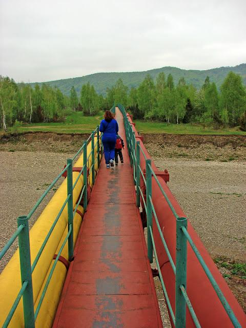Мост через реку Стрый