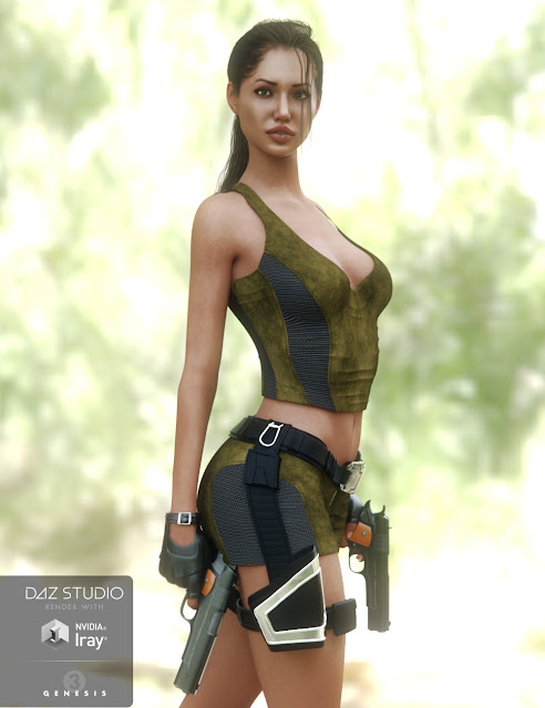Joline for Genesis 3 Female
